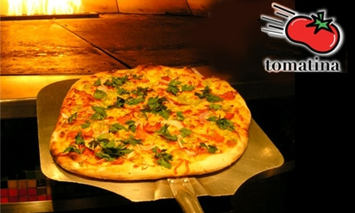 Tomatina - Multiple Locations: $15 for $30 Worth of Fresh Italian Fare at Tomatina