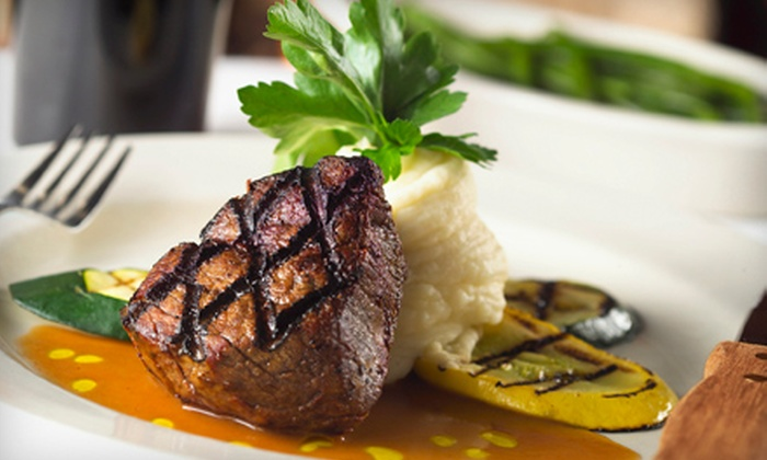 cityhouse - Washington DC: Prix Fixe Upscale American Dinner for Two or $20 for $40 Worth of Cuisine and Nonalcoholic Drinks at cityhouse in Arlington