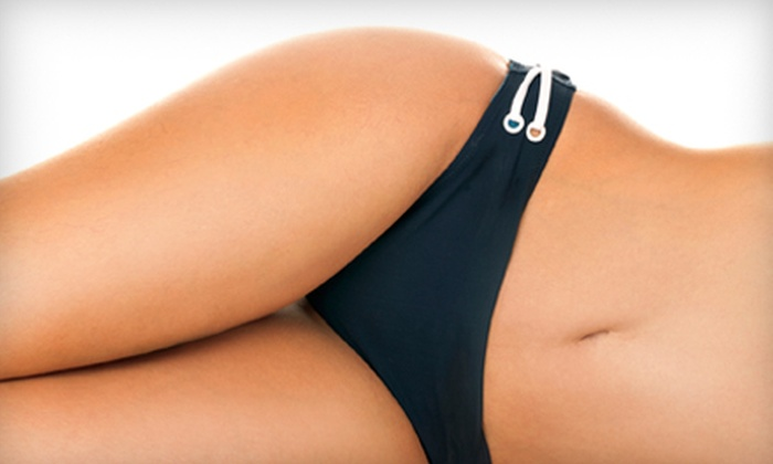 Soleil Tanning and Skincare - Albuquerque: Mystic Spray Tan or One or Three Months of UV Tanning at Soleil Tanning and Skincare (Up to 58% Off)