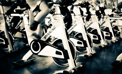 image for 5 or 10 <strong>Spinning</strong> Classes at Pedal Spin Studio (Up to 59% Off)