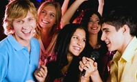 Karaoke Room, Platters and Drinks for Up to 20 People at Intrigue Karaoke Lounge and Bar