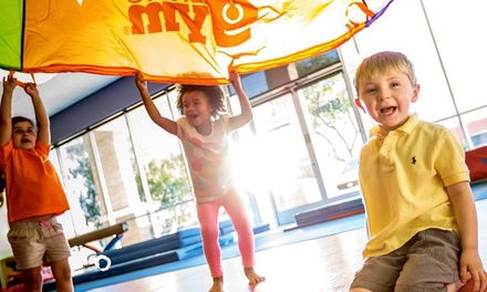 Up to 53% Off Gymnastics & Tumbling Camp  at The Little Gym of Farmington