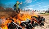 Spartan Race - Kahaluu: 5K Spartan Race for One, Two, or Four on Saturday, August 17 (Up to 54% Off)