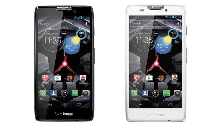 Motorola Droid Razr HD 16GB 4G LTE Smartphone for Verizon & Page Plus: Motorola Droid Razr HD 16GB 4G LTE Smartphone for Verizon & Page Plus (Refurbished)