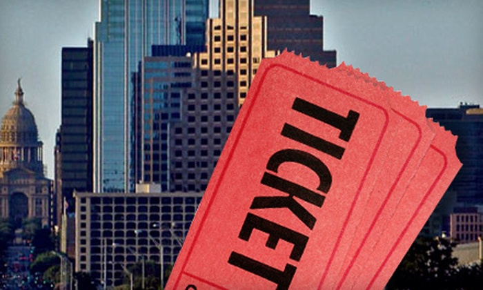 FillaseatAustin: Half Off Concert-and-Event-Ticket Membership