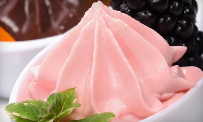 Seaside Yogurt - Del Mar: $5 Worth of Frozen Yogurt