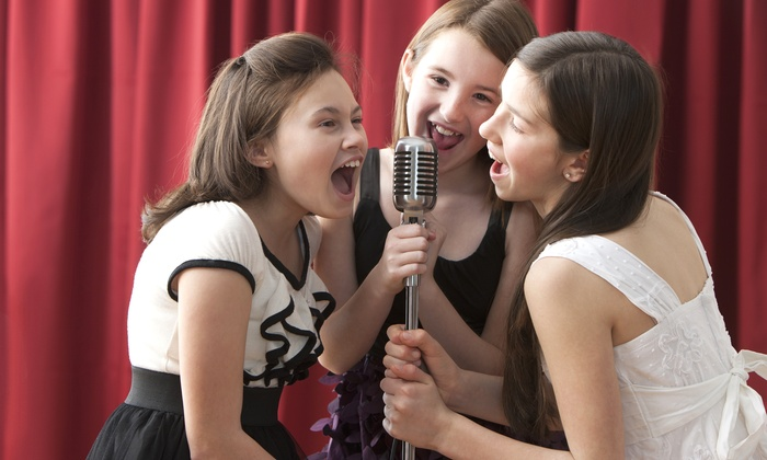 Pop Music Experience - Newcastle Upon Tyne: One-Hour Kids Recording Studio Party For Up to 20 with Pop Music Experience (90% Off)
