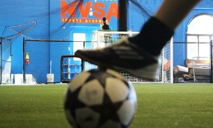 Northern Valley Sports Academy: Lacrosse, Soccer, Basketball and Baseball Sessions or Sports Clinic (Up to 54% Off)