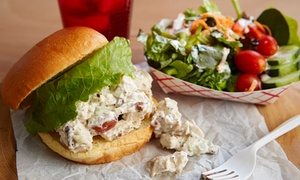 Humphrey's Gourmet to Go: Bistro Food and Drinks for Two or Four at Humphrey's Gourmet to Go (Up to 50% Off)