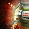 Grenade Shaped Mug: Take a Number