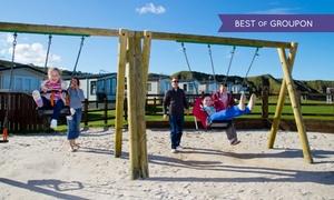 Berwickshire Coast Caravan Stay