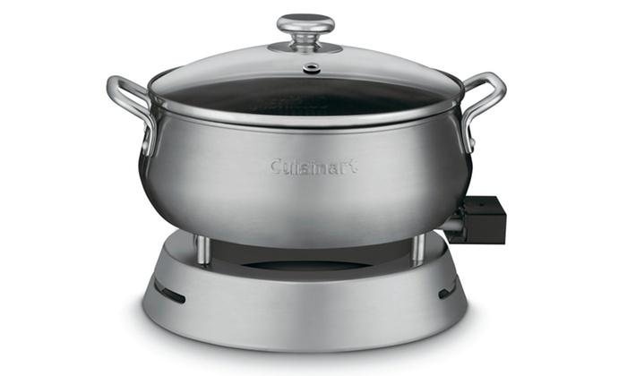 Cuisinart Electric Fondue Pot