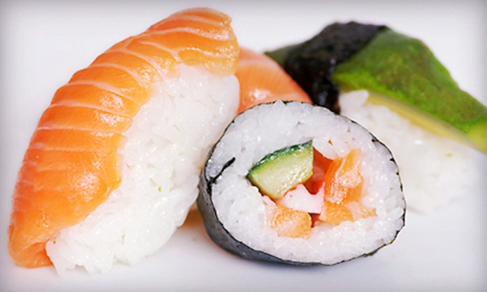 Jojo Restaurant & Sushi Bar - Santa Rosa: $15 for $30 Worth of Japanese Food at Jojo Restaurant & Sushi Bar