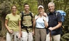 Georgia Wine Hiking - Lilburn: Hiking and Winetasting for Two from Skywater Georgia Wine Hiking in Norcross (Up to 65% Off). Three Options Available.