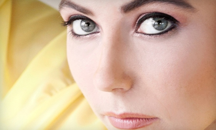 Alichia Ryan - Centennial: Permanent-Makeup Application on Upper or Lower Eyelids, Both Eyelids, or Both Eyebrows from Alichia Ryan (Up to 86% Off)