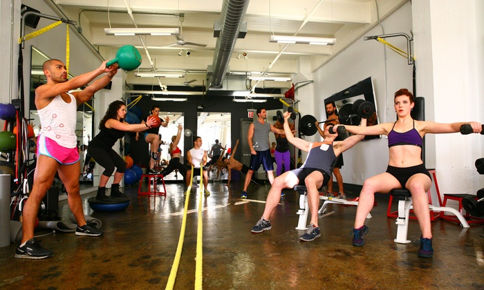 The Lab - DUMBO: 5 or 10 Fitness Classes at The Lab (Up to 80% Off)