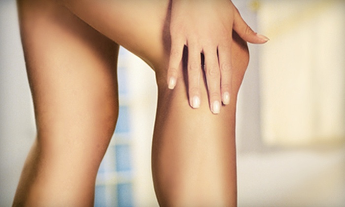 Cosmetic Vein Center - Northeast Virginia Beach: $89 for a Sclerotherapy or Laser Treatment for Leg Veins at Cosmetic Vein Center (Up to $350 Value)