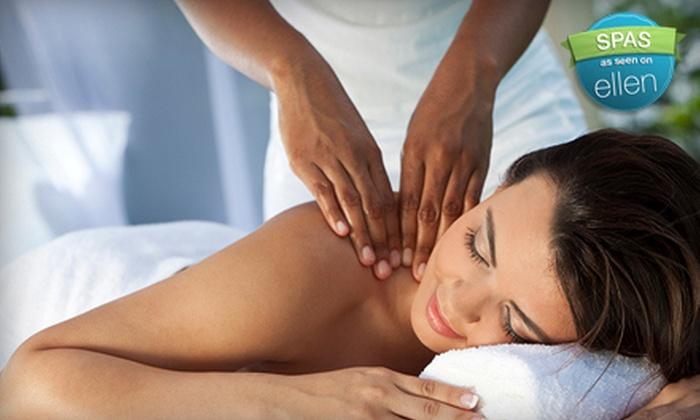 Davie Health and Wellness Center - Davie: Chiropractic Exam and Hydromassage or Deep-Tissue Massage at Davie Health and Wellness Center