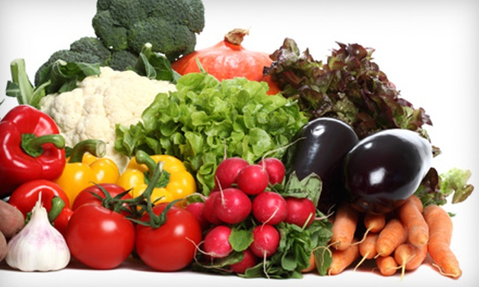 PureOrganics: $22 for a Trial Box of Organic Delivered Produce from PureOrganics ($45 Value)