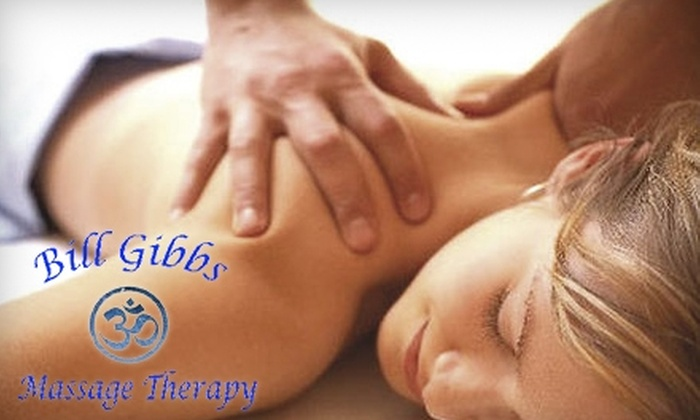 Bill Gibbs Massage Therapy - Wolcott: $30 for a 60-Minute Massage at Bill Gibbs Massage Therapy in Wolcott ($65 Value)