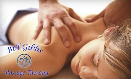 Bill Gibbs Massage Therapy - Bill Gibbs Massage Therapy in Wolcott