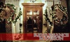 "Renaissance Mansion - Blackstone: $12 for One Admission to Renaissance Mansion's ""Holidays at the Mansion"" ($25 Value)"