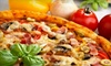 NYPD Pizza - Little Rock: Pizza and Pasta at NYPD Pizza (Half Off). Four Options Available.