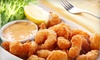 Pier 221 - Sugar Creek: $15 for $30 Worth of Seafood at Pier 221 Seafood Restaurant in Spartanburg