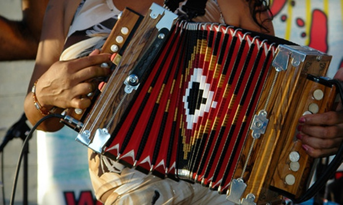 Florida Cajun Zydeco Festival - Hollywood: Day or Weekend Passes for Two to the Florida Cajun Zydeco Festival, November 11–13, in Hollywood (Up to 52% Off)