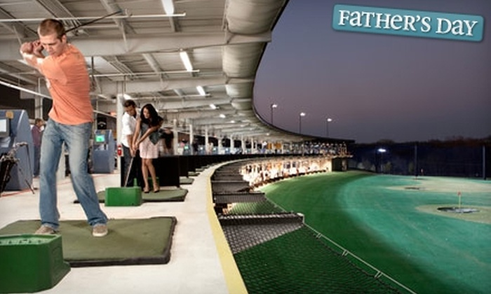 TopGolf Alexandria - Franconia: $18 for a Playing Card at TopGolf ($40 Value)