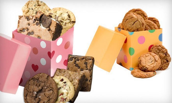 Geoff & Drew's: $15 for $30 Worth of Gourmet Cookies and Brownies from Geoff & Drew's