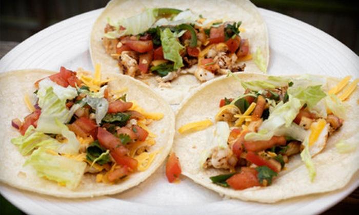 Pescado's Burritos - Brevard: $7 for $15 Worth of California-Style Mexican Cuisine at Pescado's Burritos in Brevard