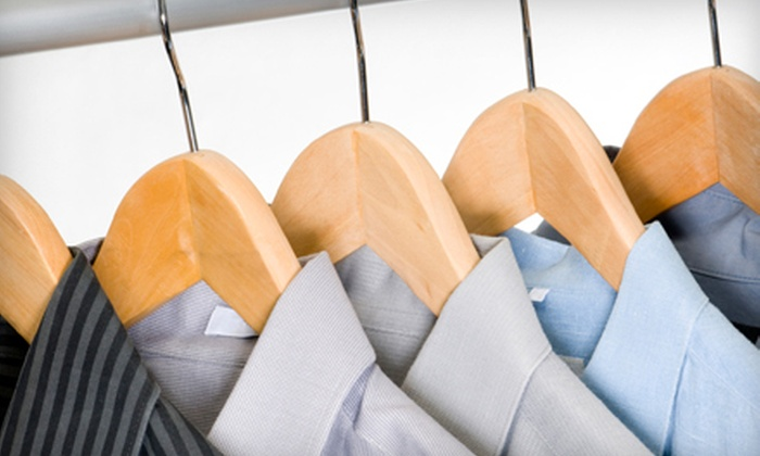 Westco Martinizing Dry Cleaning - Multiple Locations: $15 for $40 Worth of Dry Cleaning at Westco Martinizing Dry Cleaning