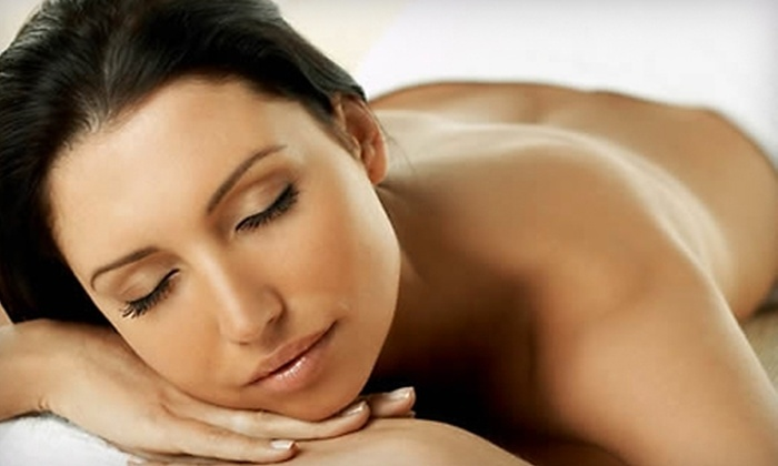 Adamo Day Spa - Cohasset Village: Waxing Service or One-Hour Massage with Aromatherapy Steam Session at Adamo Day Spa in Cohasset Village