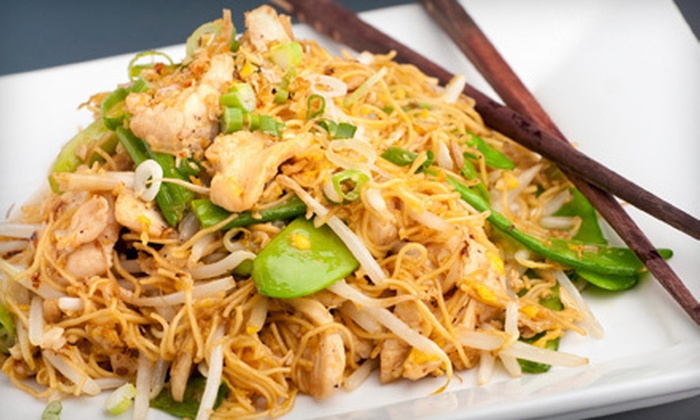 My Thai Cafe - Spring Hill,Greenwood Place: $10 for $20 Worth of Thai Cuisine at My Thai Cafe