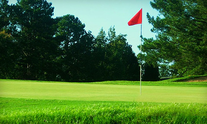 Honey Creek Golf Club - Honey Creek: Golf Outing for Two or Four, Including Cart Rental, Range Balls, and Beverages, at Honey Creek Golf Club in Conyers