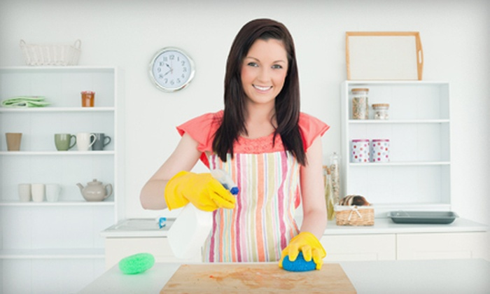 Albuquerque Maid Service - La Mesa: One or Two Two-Hour Eco-Friendly Cleaning Sessions or a Top-to-Bottom Deluxe Spring Cleaning from Albuquerque Maid Service (Up to 57% Off)