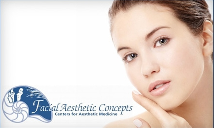 Facial Aesthetic Concepts - San Clemente: $89 for Two Facials and a Photofacial at Any Facial Aesthetic Concepts Location ($470 Total Value)