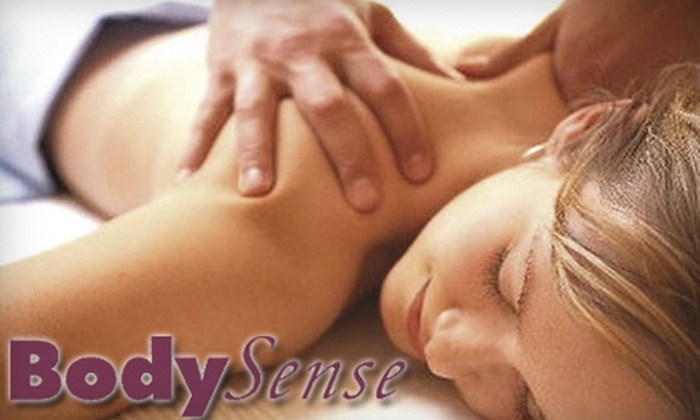 Bodysense Massage - Upper South Providence: $40 for One-Hour Massage or 75-Minute Reflexology Foot Treatment at Bodysense Massage ($80 Value)