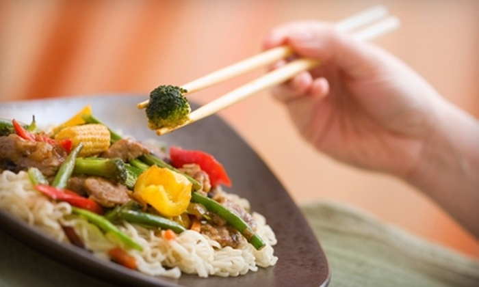 Wen Hwa - Downtown Winston-Salem: $10 for $20 Worth of Asian Fusion Cuisine at Wen Hwa