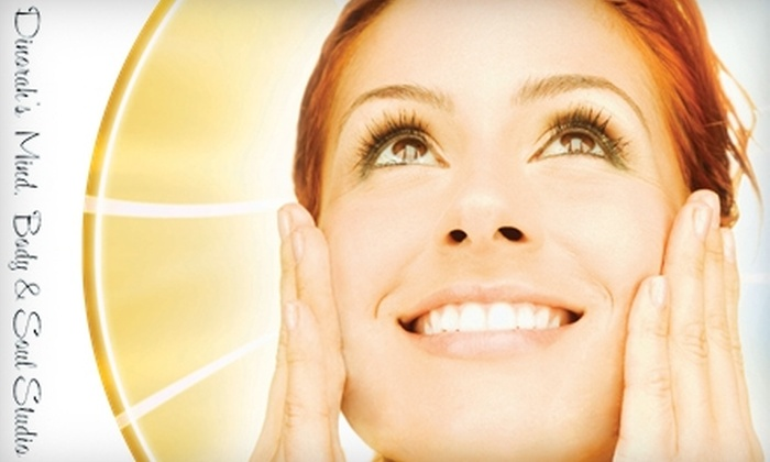 Dinorah's Mind, Body & Soul Studio - Sherwoods Manor: $35 for a One-Hour Facial at Dinorah's Mind, Body & Soul Studio Inside Styles Unlimited ($70 Value)
