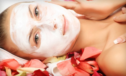 Peel Package and Mask with Ultrasound Treatment - Salters Creek Retreat & Day Spa in Hampton