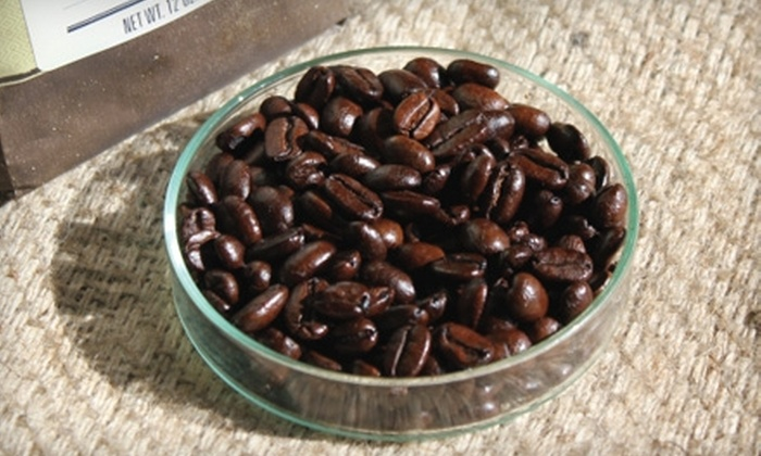 Verena Street Coffee Co.: $9 for $18 Worth of Locally Craft-Roasted Coffee from Verena Street Coffee Co.