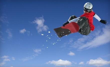 Freeride Boardshop: 1 Snowboard or Ski Tune-Up - Freeride Boardshop in Penticton