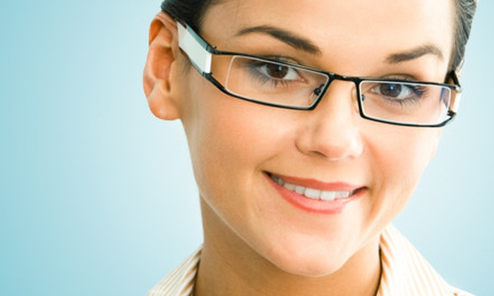 Sterling Optical - Staten Island: $39 for Glasses Package with Eye Exam at Sterling Optical in Staten Island ($225 Value)