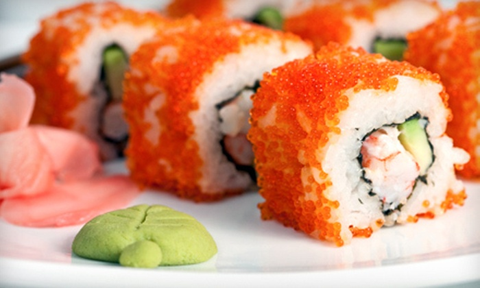 Shoku - Grandview Heights: Japanese Fusion Fare on a Weekday or Weekend at Shoku (Half Off)