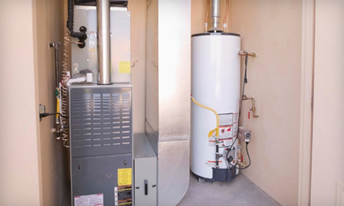 Sal's Heating & Cooling, Inc - North Royalton: Cleaning and Inspection of a Heating Unit, a Water Heater, or Both from Sal's Heating & Cooling, Inc (Up to 55% Off)