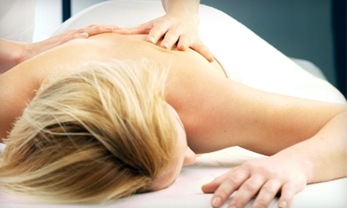Lucid Dream Massage - Cedar Rapids: $30 for Deep-Tissue Massage at Lucid Dream Massage ($60 Value)