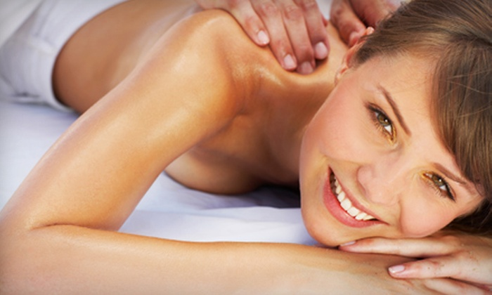 The Healing Oak - Sardis - Vedder: One or Three One-Hour Massages at The Healing Oak in Chilliwack (Up to 56% Off)