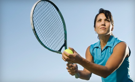 Cardio Tennis: From 1/9/122/5/12 (a $60 value)  - Tennis Club at Springhurst in Louisville